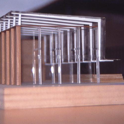 Maqueta Estructura