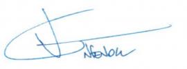 Firma Nicolás